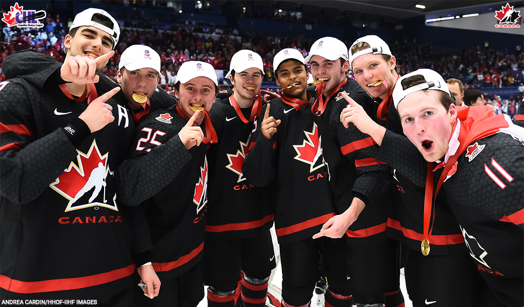 2021 World Junior Championship Begins Christmas Day Chl